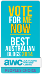 Best Australian Blog – Thank You