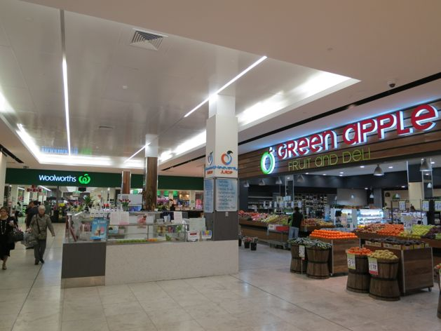 If you can't beat 'em, join 'em – Green Apple vs Woolworths in South Yarra