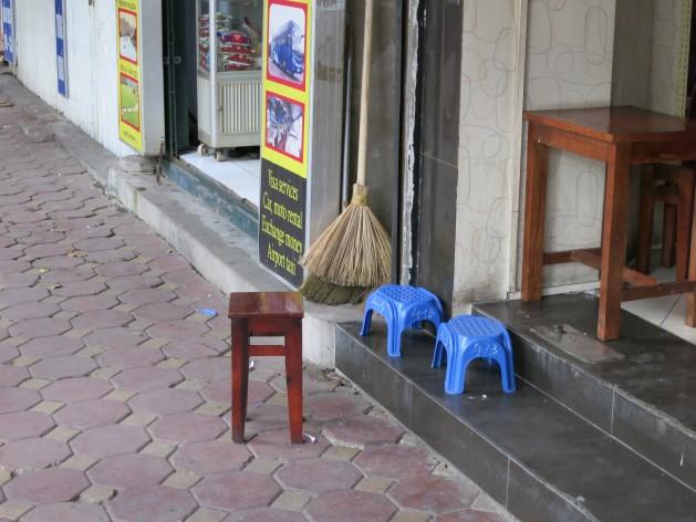 Tiny Tables The Hanoi Way