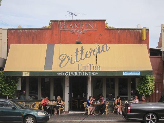 Giardini, Oxford Street, Leederville, Australia