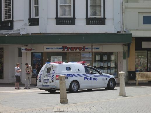 Cops and coke