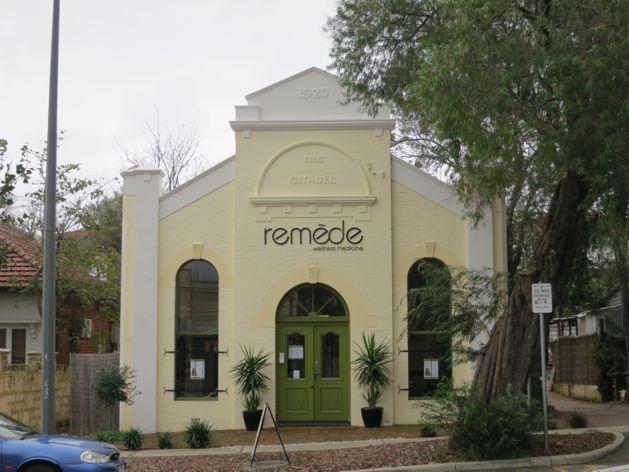 Remede in Glyde Street, Mosman Park